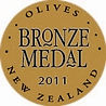 Bronze medal 2011 NZ National competition