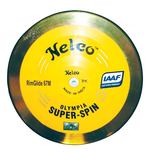 Nelco 1kg Mid Spin Olympia Discus