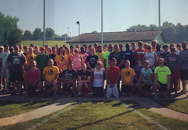 Allegheny Overnight Throws Camp