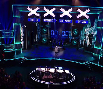 Magician and Escape Artist Matt Johnson appears on Britains Got Talent