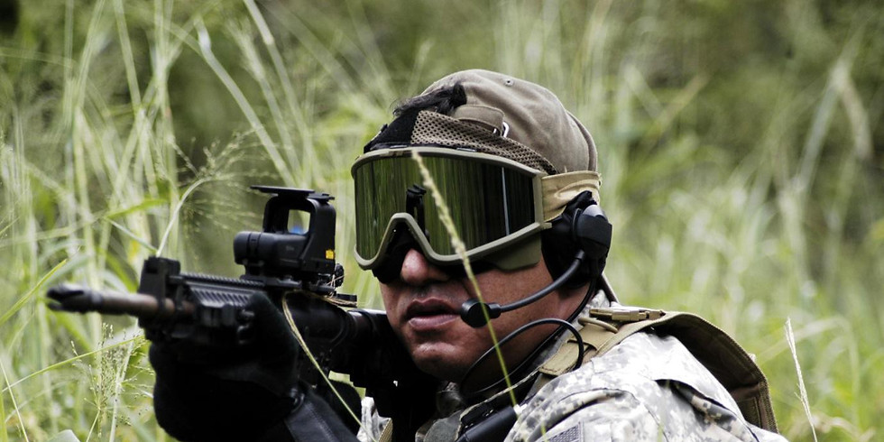 Open Play AIRSOFT