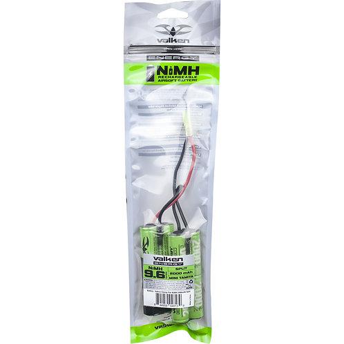 V Energy NiMH 9.6V 2000mAh Split