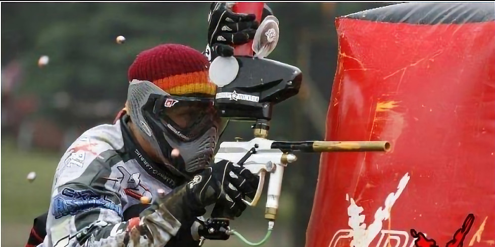 Open Play Paintball August 29