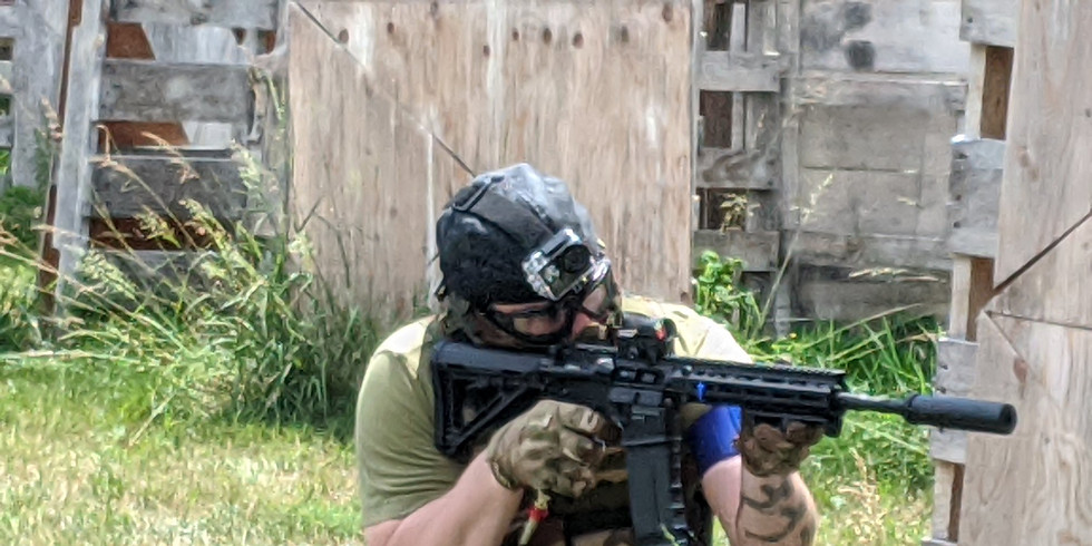Open Play AIRSOFT  Sept. 27