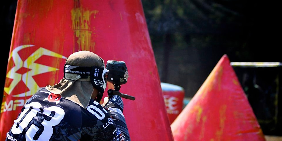 Open Play Airball field (Paintball)