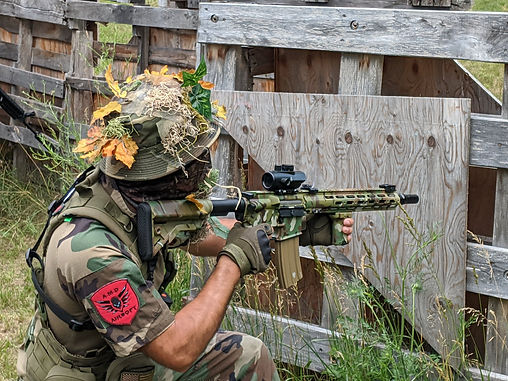 Plattsburgh Airsoft Open Play
