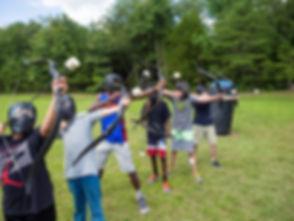 Legcac Combat Archery Plattsburgh New York