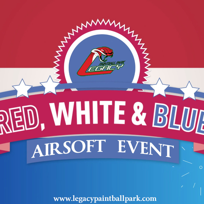 Red, White, and Blue (Airsoft Event)