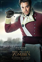 Pride and Prejudice and Zombies Promotional Material