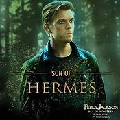 Percy Jackson promotional image