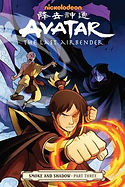 Avatar: The Last Airbender, Smoke and Shadow Part 3 by Gene Luen Yang