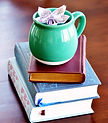 an afternoon cup of pages