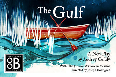 THE GULF by Audrey Cefaly