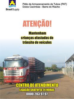 Cartaz Brasil Supply 1