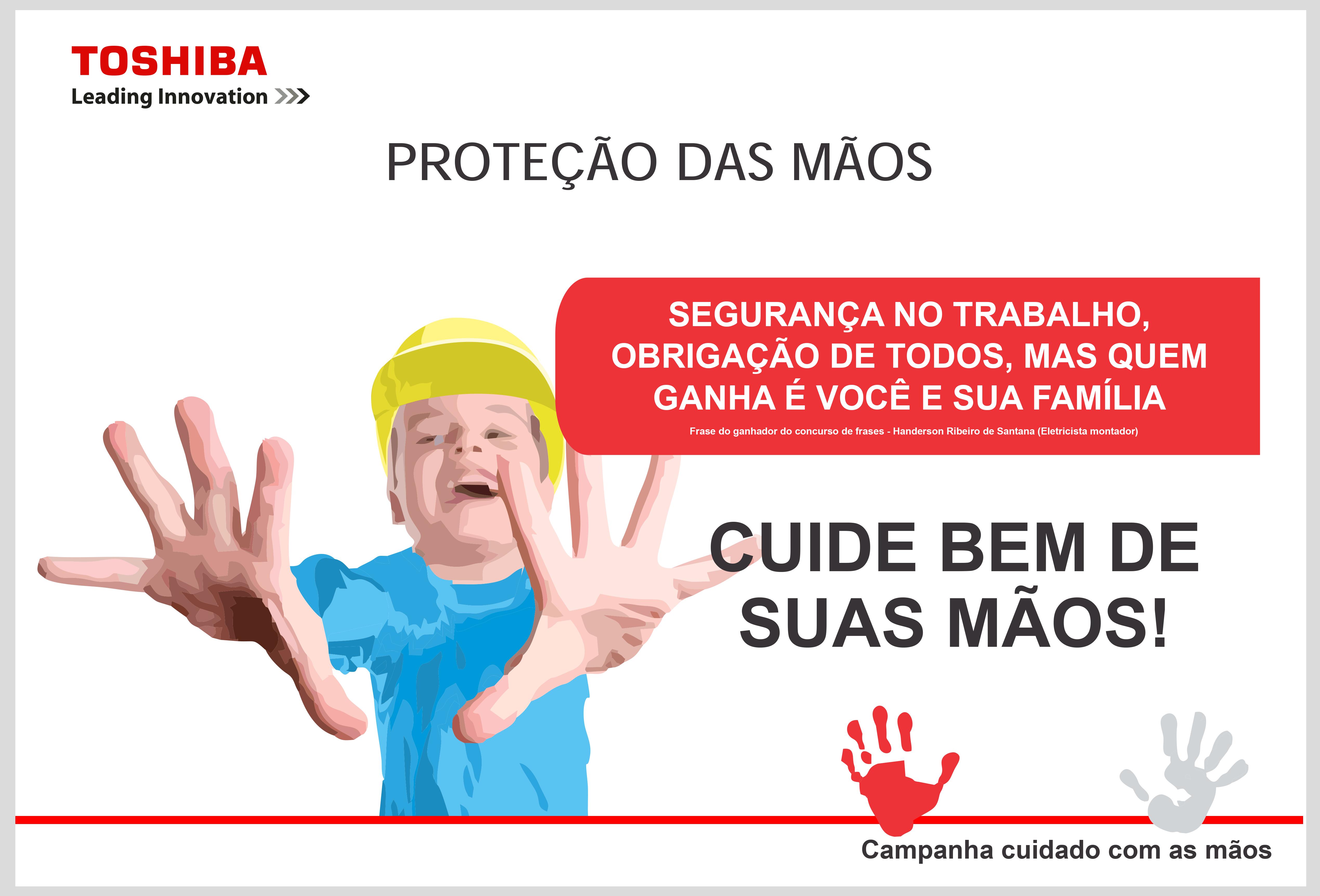 Proteção das Mãos 1