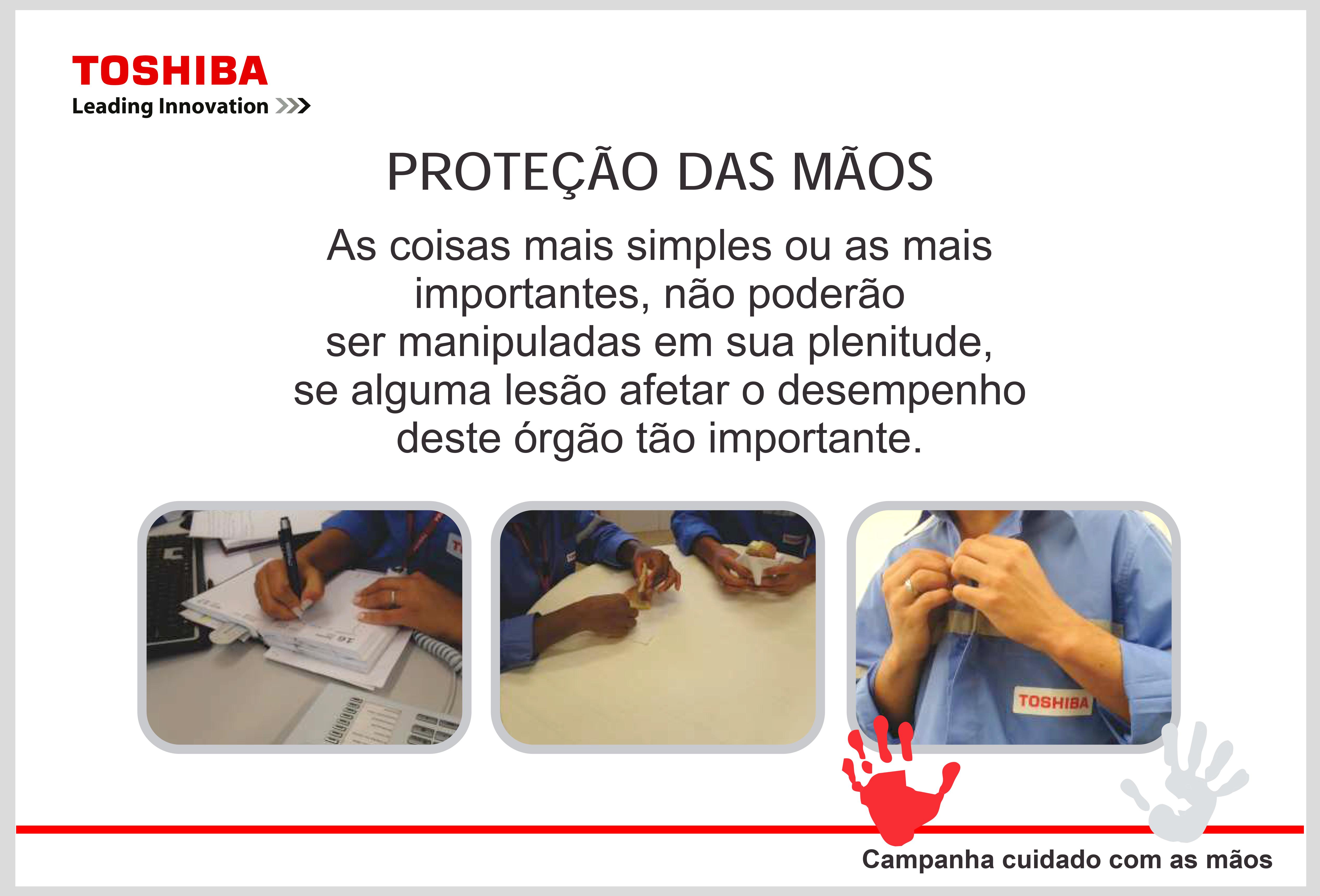Proteção das Mãos 3