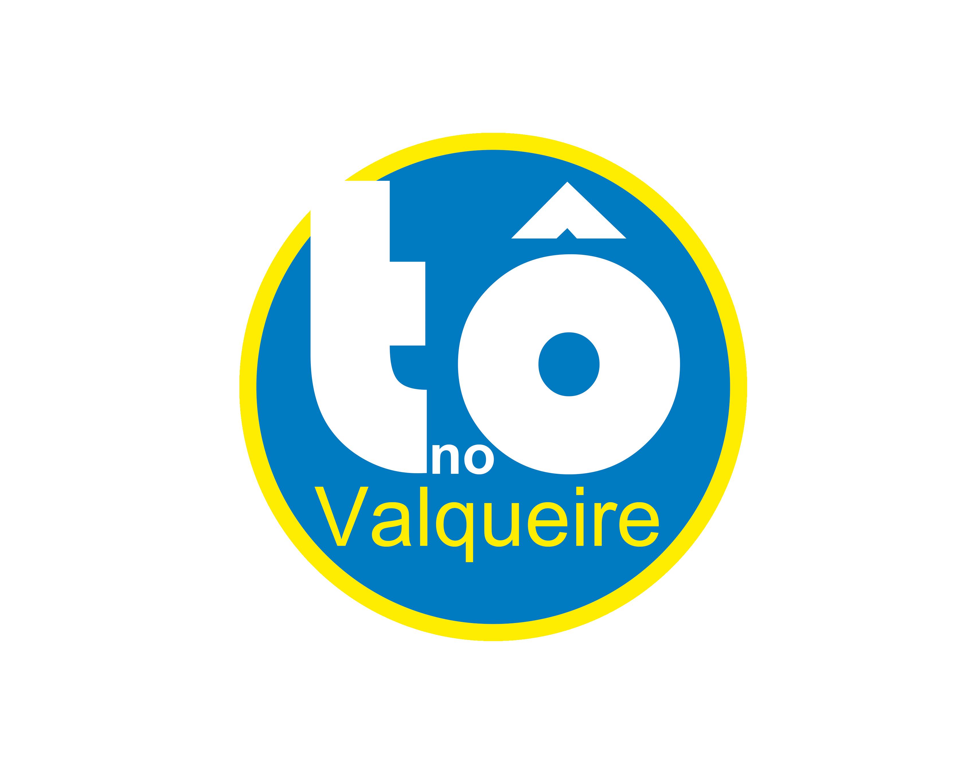 Logo Tô no Valqueire