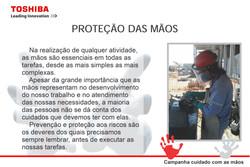 Proteção das Mãos 4