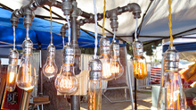 Here is another great blog about our Lamps