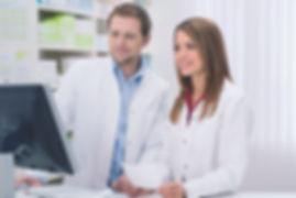 Collaboration Evolumerch avec ses clients pharmacien