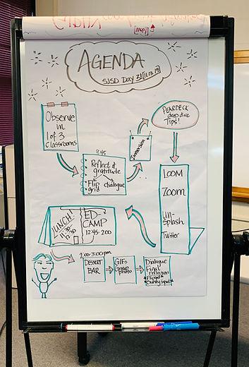 Blended Learning Partnership Agenda