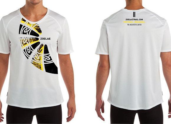 EDIÇÃO Limitada T-shirt técnica de adulto ZOELAETRAIL 2019