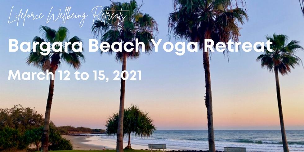 Bargara Beach Yoga Retreat