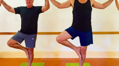 Yoga for Blokes - A Five Week Course