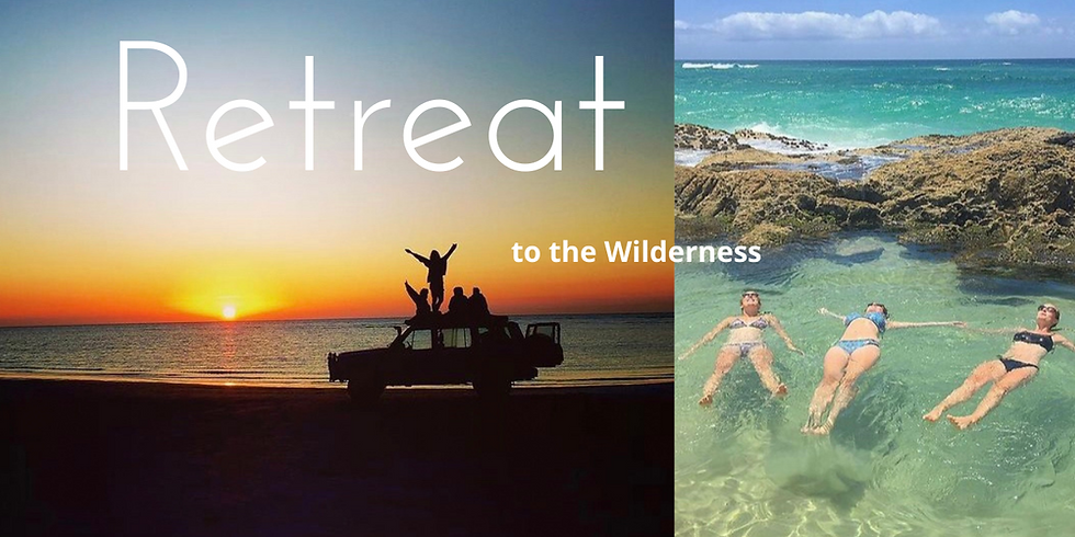 Retreat to the Wilderness - K'Gari (Fraser Island)