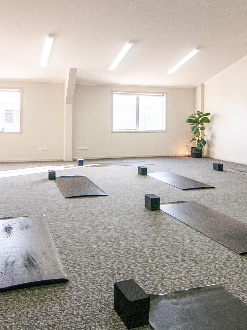 Central Yoga Studio