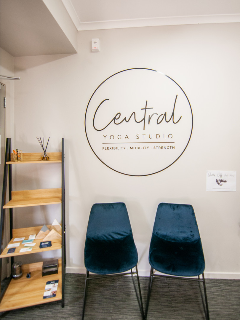 Welcome to Central Yoga Studio