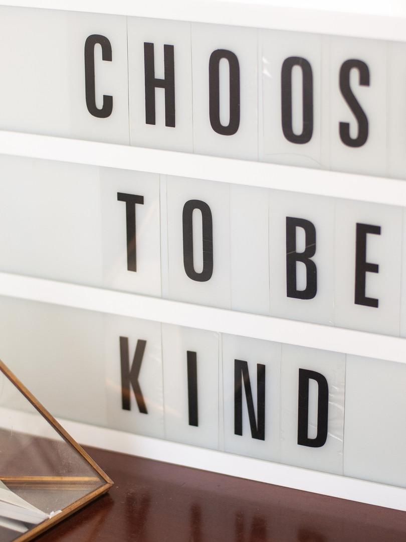 Kindness Always
