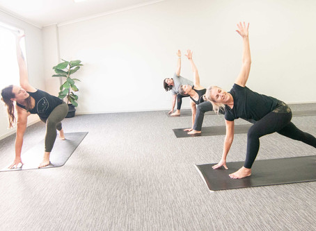 Welcome to the new Central Yoga Studio website!