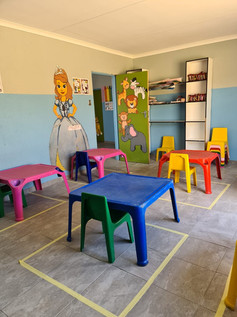 Matimba Day Care class room