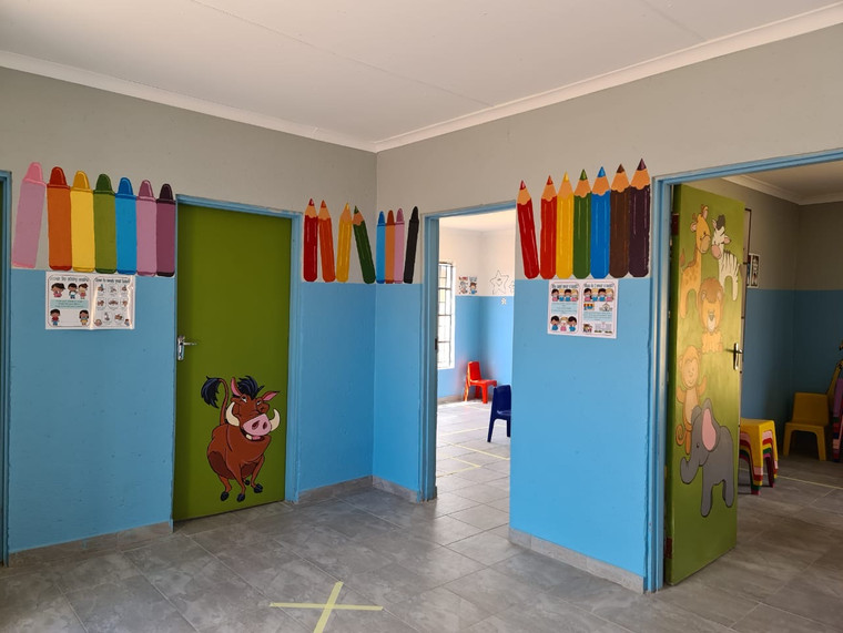 Matimba Day Care re-do