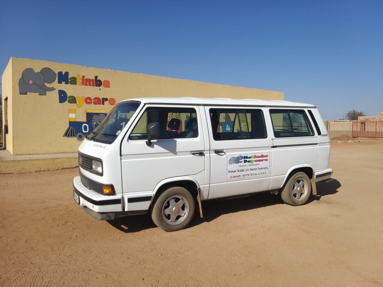 Matimba Day Care transport
