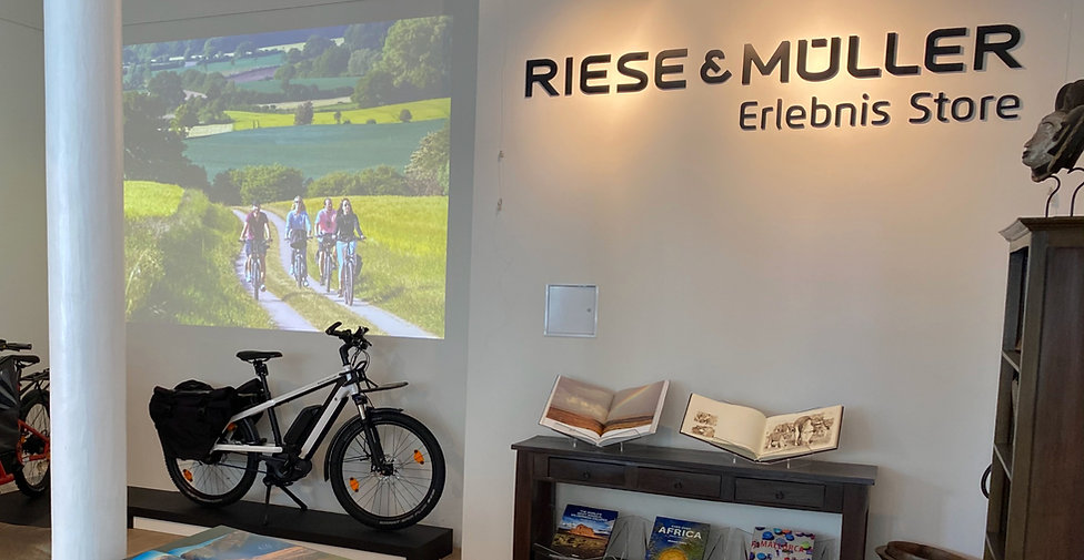 Mit Riese & Müller eBikes und MP eBikes Hamburg -  die Welt erleben