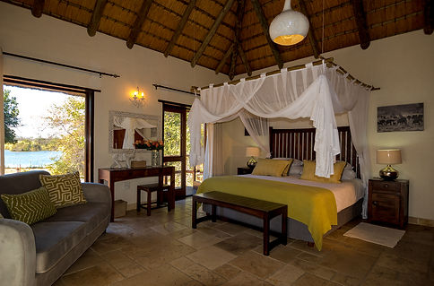 Elephant suite at Matimba bush lodge