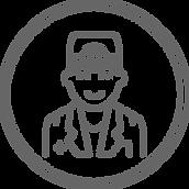 icon of nurse smiling