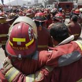 Los bomberos peruanos y la ley 31329