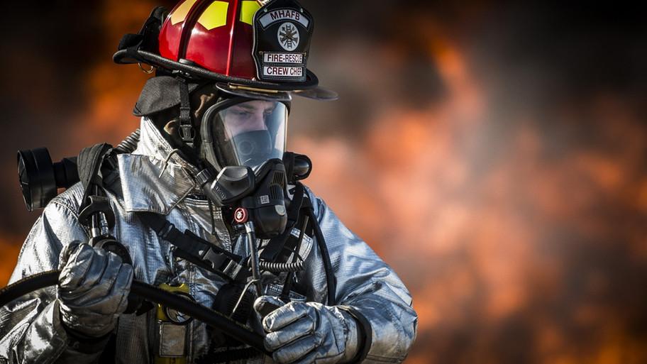 I+D+i para bomberos