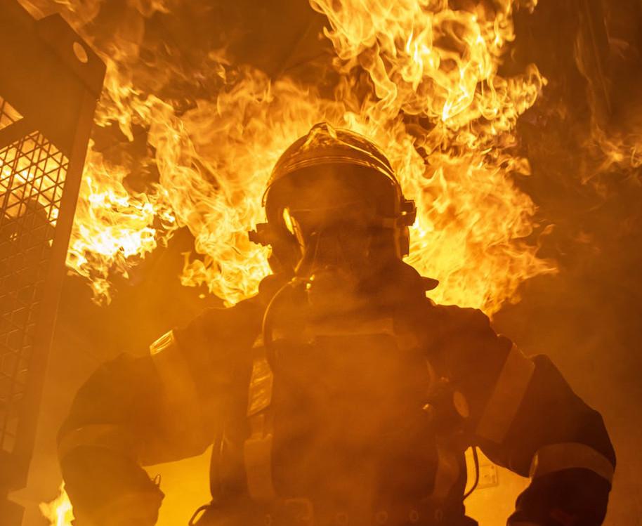 La madurez del bombero
