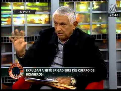 Marín, el plomero bombero, José Musse