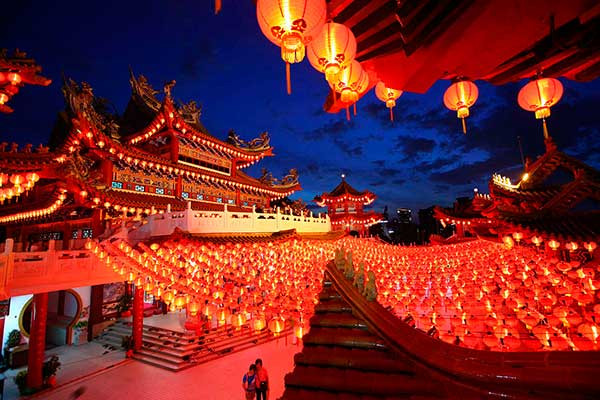 Una semana en China