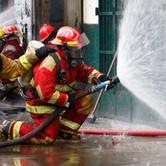 Búsqueda y Rescate en Estructuras Incendiándose