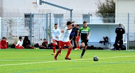 Tournoi U14 . AS Fabrègues