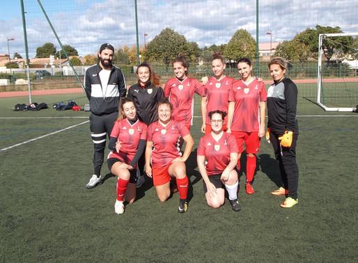 équipe féminines séniors :