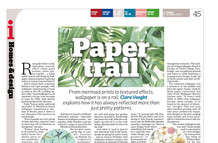 The i paper