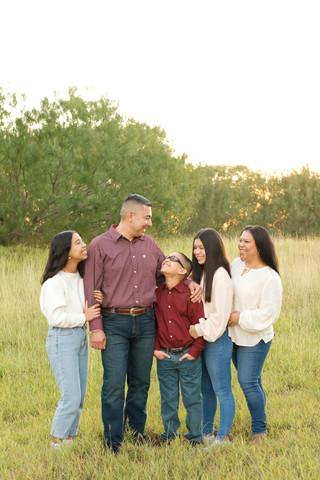 Cedillo Family