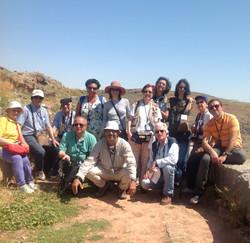 un gruppo a Hippona